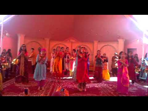 Bhumbro Performance Of Morning Glory Academy School