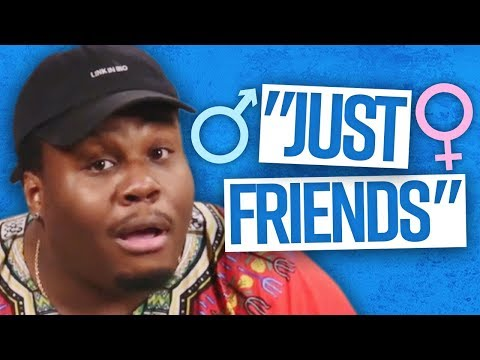 """Can Guys & Girls Be """"Just Friends""""? (Dude View)"""
