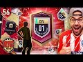OMG LUCKIEST RANK 1 RIVAL REWARDS YOU'LL EVER SEE! FIFA 19 Ultimate Team #56 RTG