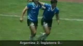 Maradona - El mejor gol del siglo relatado por Victor Hugo Morales