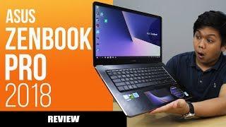 Asus Zenbook Pro Laptop Dua Skrin!