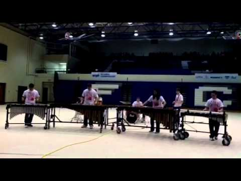 Bettendorf High School Winter Percussion