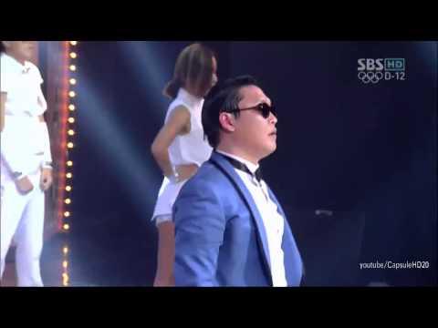 Psy-opa Gangam Style video