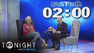 TWBA: Fast Talk with Vice Ganda