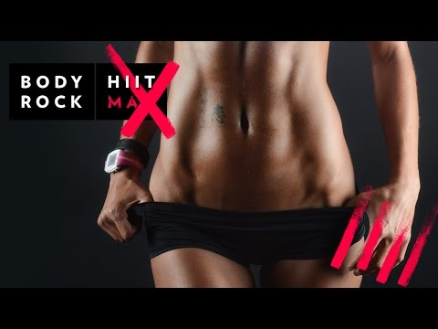 Bodyrock Hiitmax | Workout 18 - Bosu Bubble Butt video