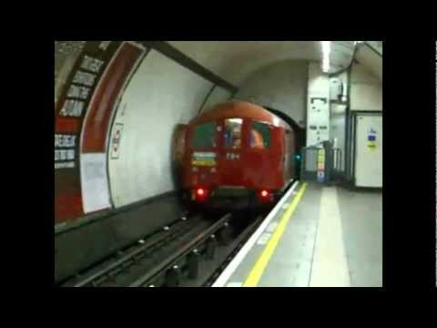 1938 Tube Stock vs 1959 Tube Stock (London Underground)