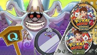Cómo Luchar contra MCKRAKEN (Ganar + EXP) I Trucos Yo-kai Watch 2: Fantasqueletos y Carnánimas