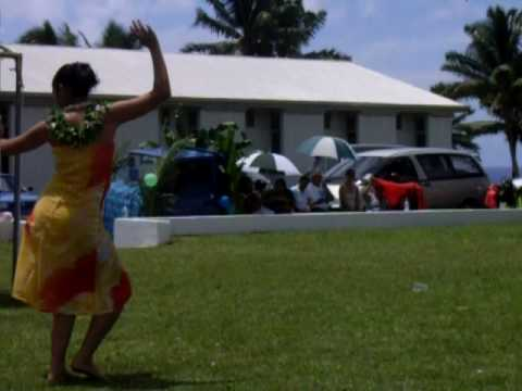Miss South Pacific 08 in Alofi Niue.