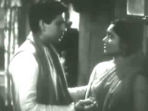 Devdas Leaves Chandramukhi - Wo Na Aayenge-mubaraq Begum video