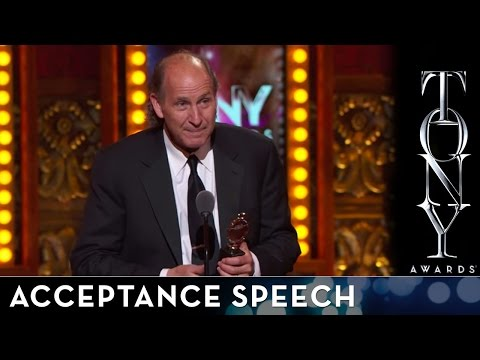 2014 Tony Awards: Acceptance Speech - Steve Canyon Kennedy