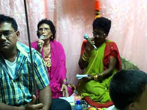 Aunty Golin and Aunty Leela - Jhule Jhule Palana