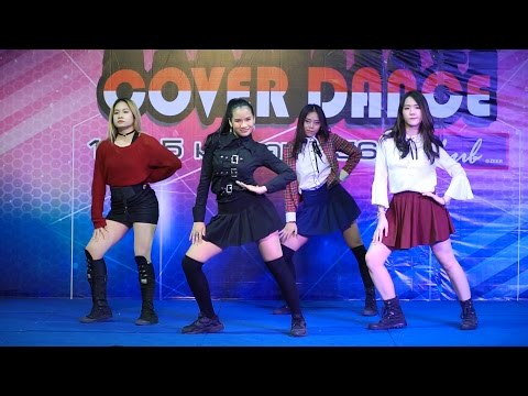 170115 REBEL Cover BLACKPINK - WHISTLE + PLAYING WITH FIRE @ The Hub Cover Dance (Final)