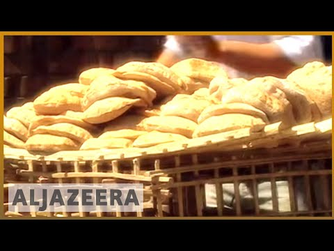 Street Food - Feeding unrest in Cairo: The politics of bread