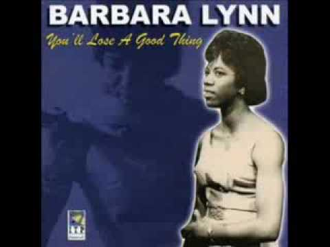 Barbara Lynn You'll Lose A Good Thing video