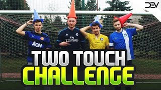 TWO TOUCH CHALLENGE! (ft. Lachu, Jcob, Futbolove)