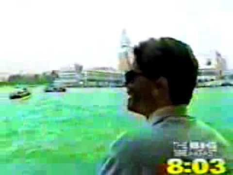 Gary Barlow - Interview In Venice Part 1 (Big Breakfast 1997)