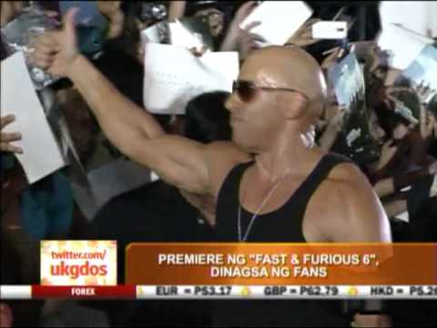 'Fast & Furious 6' holds successful premiere