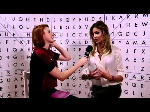 SPFW 2012 -  Entrevista Ana Beatriz Barros
