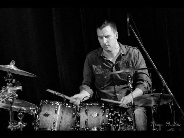 Back in The Day (David Garibaldi) drum cover by Steve Vivier