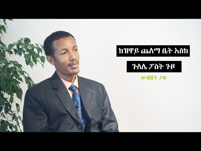 Addis Insight: Story Of Wubshet Taye