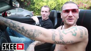 RiFF RAFF Calls out James Franco, Reviews Spring Breakers & Buys $200K Aston Martin w/ DJ Skee