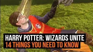 Harry Potter: Wizards Unite - 14 things you need to know