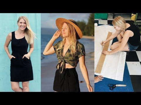 Minimalist Functional Style | Hannah's Green Closet