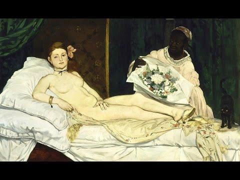 Édouard Manet Paintings!