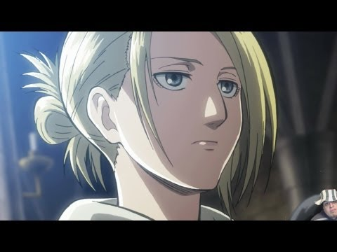 Attack on Titan Episode 16  (Shingeki No Kyojin) Review -- The Price of Humanity 進撃の巨人