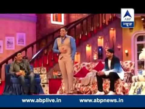 VIDEO LEAKED : Shoaib Akhtar and Harbhajan Singh on 'Comedy Nights with Kapil'