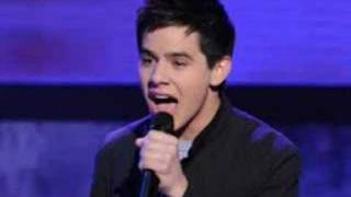 Watch David Archuleta Stolen video