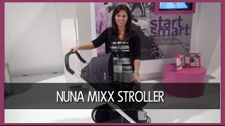 BG Review: Nuna Mixx Stroller Sneak Peek