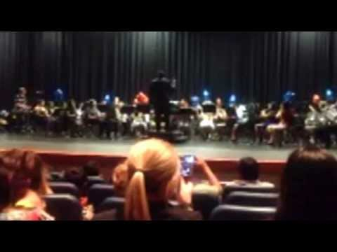 James Madison High School Symphonic 1 Spring Concert