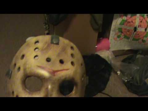 Jason Vorhees Neca Mask 2009 Remake How To Save Money