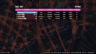 GTA online racing