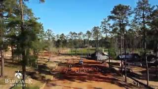 Bluejack National: Cottage Construction - Time-Lapse