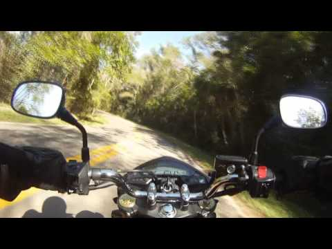 Teste: Honda CB 600F Hornet 2012 C-ABS