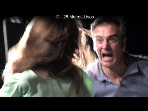 Como se hizo CAMINO (HD). 12.- 25 Metros Lisos
