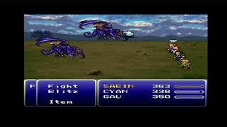 Final Fantasy VI June 16th stream VOD (Part 4)