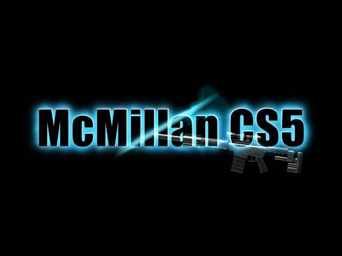 Warface - McMillan CS5 - Майнкрафт Видео