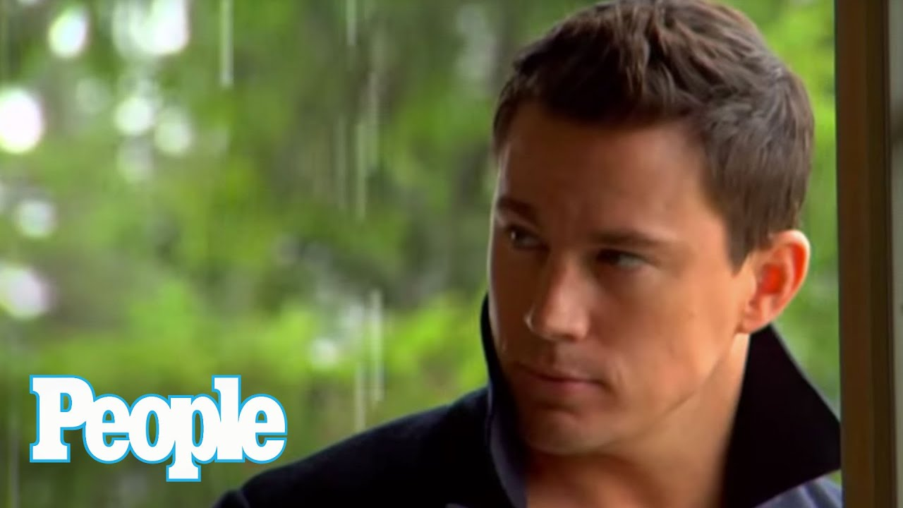 channing tatum is sexiest man alive 2012 people youtube