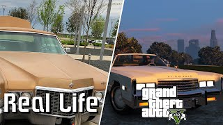Creating Tyler Perry's Cadillac in the movie Madea (Gta 5)