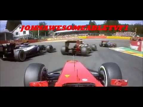 SPA 2012 CRASH