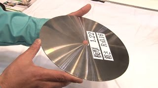 Grinding-free machining technology for thin sheet-metal components #DigInfo