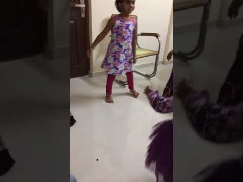 Satvi grp dance - Manohara from Baahubali thumbnail