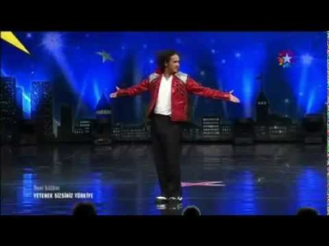 Fatih Jackson - Michael Jackson Live & Dance - Part 4 (turkey Got Talent) video