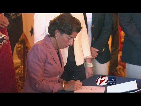 Raimondo Signs Bill to Raise Tip-Based Wages