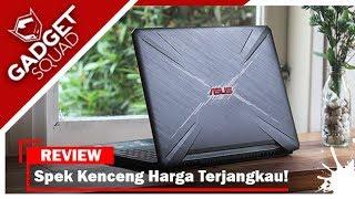 Asus TUF Gaming FX505 (Indonesia): Laptop Gaming Kuat Dengan Sertifikasi Militer!