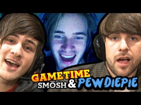FINDING PEWDIEPIE'S GMOD (Gametime w/ Smosh)