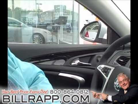 2011 Buick Regal Car Review at Bill Rapp Superstore- Syracuse NY